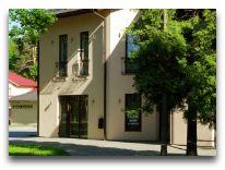отель Pils: Фасад отеля отеля