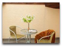 отель Pils: Терраса