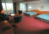 отель Pirita SPA Hotel: Номер Suite Marine cl