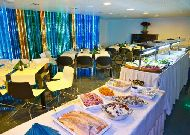 отель Pirita SPA Hotel: Ресторан Regatta Шведский стол