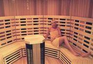 отель Pirita SPA Hotel: Сауна