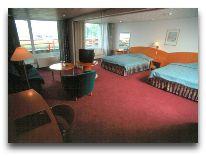 отель Pirita Marina Hotel & SPA: Номер Suite Marine cl