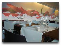 отель Pirita Marina Hotel & SPA: Ресторан Regatta