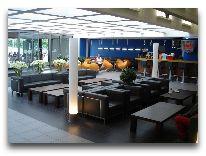 отель Pirita Marina Hotel & SPA: Бар в фойе