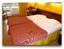 отель Pirita Marina Hotel & SPA: Номер SPA