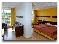 отель Pirita Marina Hotel & SPA: Семейный номер SPA 2-х комнатый