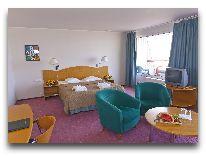 отель Pirita Marina Hotel & SPA: Номер Deluxe Костаби Marine cl