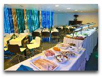 отель Pirita Marina Hotel & SPA: Ресторан Regatta Шведский стол