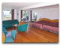 отель Pirita Marina Hotel & SPA: Номер Suite Marine cl.