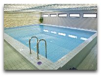 отель Pirita Marina Hotel & SPA: Маленький бассейн