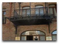 отель Pirosmani: Вход