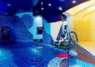 отель Планета: SPA центр бассейн
