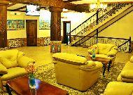 отель Platan: Холл отеля
