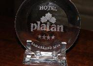 отель Platan: Эмблема отеля