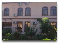 отель Platan: Дворик отеля