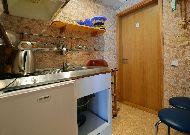 отель Po Kastonu: номер 101 кухня