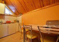 отель Po Kastonu: номер 206 кухня