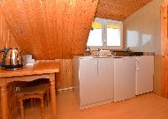 отель Po Kastonu: номер 308 кухня