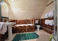 отель Po Kastonu: номер 203 ванная