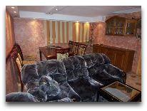 отель Po Kastonu: Комната отдыха в сауне