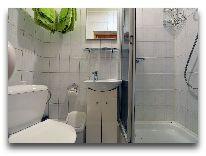 отель Po Kastonu: номер 205 ванная