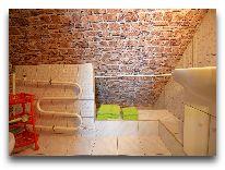 отель Po Kastonu: номер 307 ванная