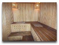 отель Po Kastonu: сауна