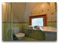 отель Po Kastonu: номер 204 ванная