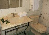 отель Hotel Pod Rozami (Cieplice): Ванная комната
