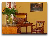 отель Hotel Pod Rozami (Cieplice): Интерьер номера