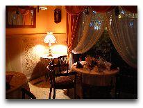 отель Hotel Pod Rozami (Cieplice): Ресторан