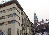 отель Pod Wawelem: Здание отеля