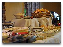 отель Pod Wawelem: Завтрак