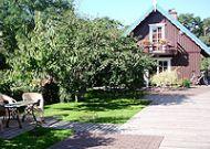 отель Poilsis Nidoje (Nida): Внутренний дворик