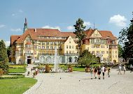 санаторий Polonia: Здание санатория