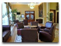 санаторий Polonia: Зал для отдыха