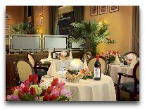 отель Polonia Palace: Ресторан Стросс