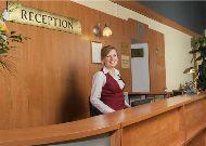 отель Polonia: Ресепшн отеля