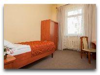 отель Polonia Wroclaw: Одноместный номер