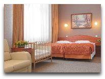 отель Polonia Wroclaw: Двухместный семейный номер