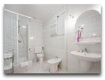 отель Polonia Wroclaw: Ванная комната