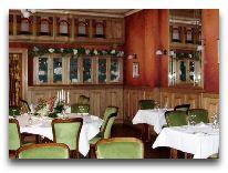 отель Polonia Wroclaw: Ресторан