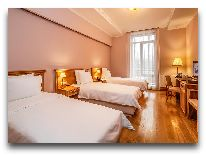 отель Porta Caucasia Kazbegi: Номер TRIPL