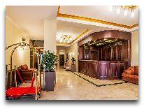 отель Porta Caucasia Kazbegi: Ресепшен