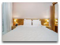 отель Porta Caucasia Kazbegi: Стандартный номер с видом на горы