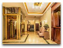 отель Porta Caucasia Kazbegi: Холл