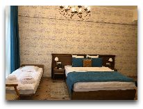 отель Porta Caucasia Kazbegi: Номер Deluxe