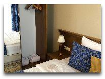 отель Porta Caucasia Kazbegi: Стандартный номер с видом на Казбег