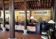 отель Poshanu Muine Resort: Reception