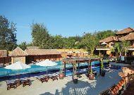 отель Poshanu Muine Resort: Бар возле бассейна